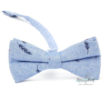 Feather Bow Tie Series image